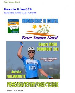 tour Yonne Nord