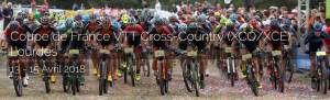 Coupe de France vtt Lourdes