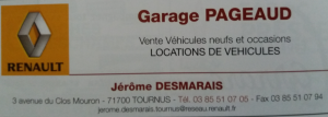 garage Pageaud
