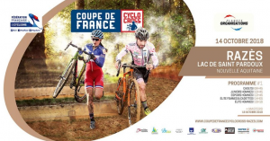 affiche cyclo cross Razès